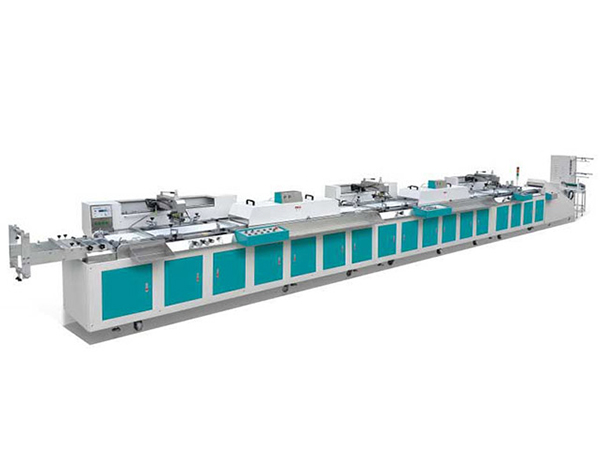 LD-3000G Textile Tape Screen Printing Machine